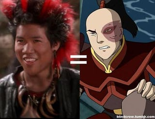 Illustration for article titled A:TLA's Prince Zuko is voiced by RUFIO?!?!