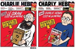 Illustration for article titled Ő nem lehet Charlie, a francia hatóságok szerint legalábbis biztos nem