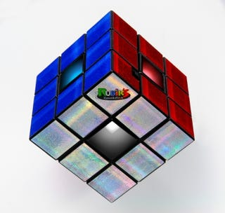 Illustration for article titled Rubik's Revolution: Hot Potato in a Cube