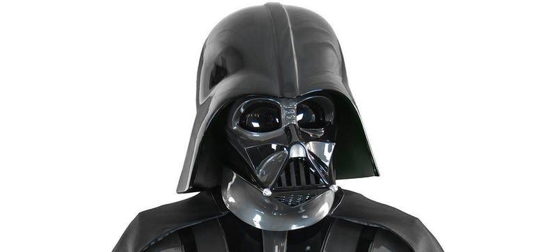 Illustration for article titled El disfraz de Darth Vader más perfecto que se ha hecho nunca