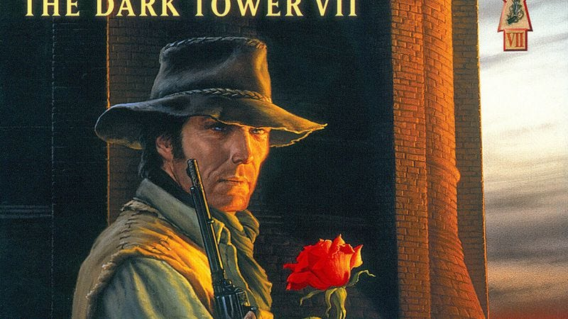 Illustration for article titled Jam out darkly with this playlist of every song mentioned in Stephen King's The Dark Tower