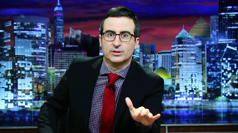Illustration for article titled Judge tosses out that defamation lawsuit against HBO and John Oliver