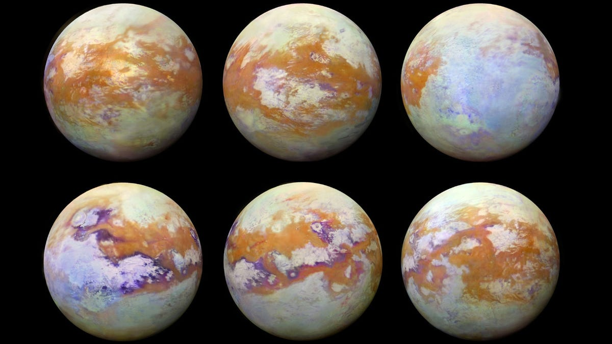 gizmodo.com - Ryan F. Mandelbaum - New Images Show Saturn's Moon Titan in Incredible Detail