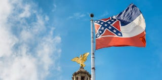 Illustration for article titled Now Let's Take Down the Confederate Flag That Flies Over Mississippi