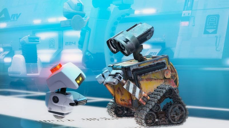 Illustration for article titled WALL-E