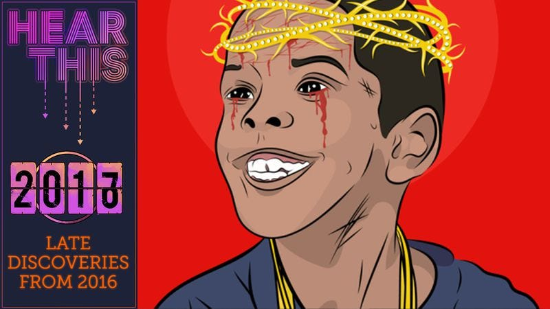 """Illustration for article titled Westside Gunn's """"Dunks"""" is the icy East Coast rap this winter deserves"""