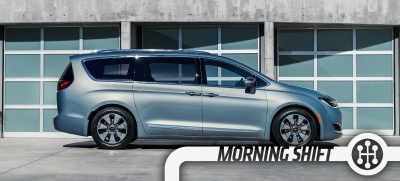 Illustration for article titled Fiat Chrysler's $2.65 Billion Bet On The Minivan