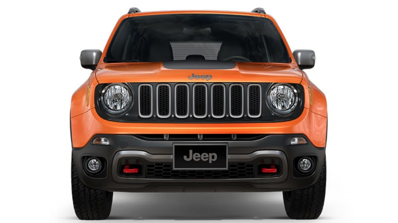 Why Everyone S Going Nuts Over The 2015 Jeep Renegade An