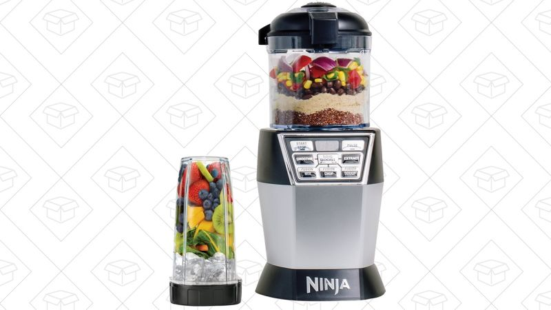Ninja Nutri Bowl DUO Blender, $80