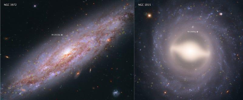 Illustration for article titled El Universo se está expandiendo más rápido de lo que se pensaba
