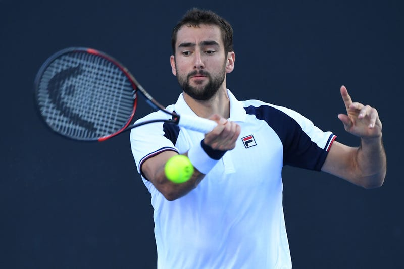 Top seed Cilic & defending champion Klizan lose in quarters