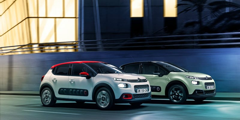 Illustration for article titled Meet the new Citroën C3, with added Cactus inside and out