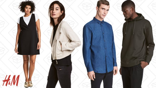 For 48 Hours, Get Up to 30% Off and Free Shipping on Basically Anything from H&M
