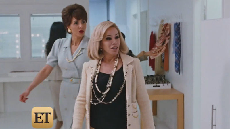Illustration for article titled Melissa Rivers Looks Like the Spitting Image of Joan Rivers in ThisJoy Clip