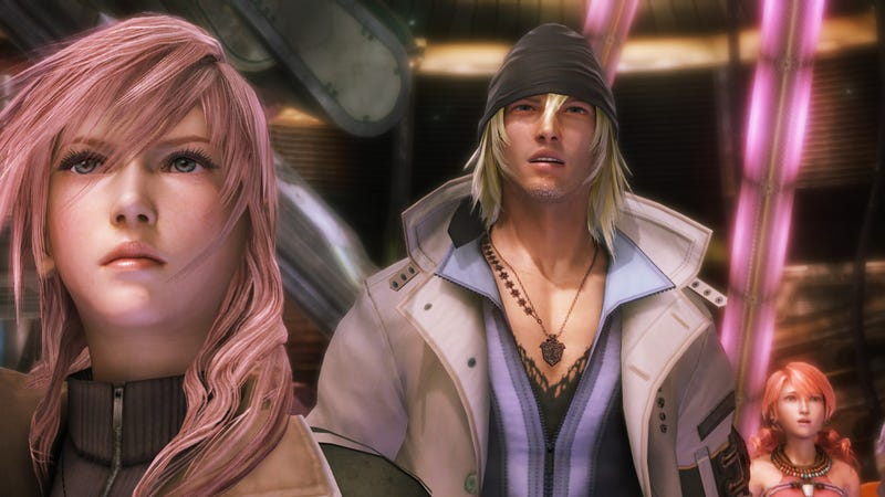 Illustration for article titled Final Fantasy XIII Is 60 GB On Steam