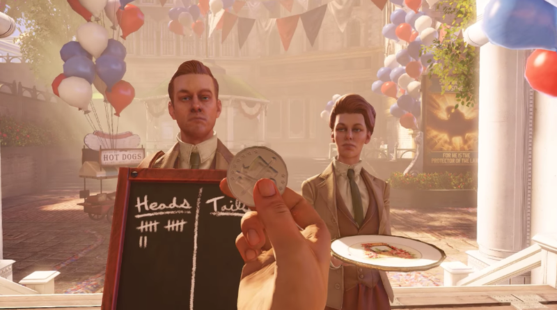Illustration for article titled BioShock Infinite Speedrun Scene Revitalized By Mutual Agreement To 'Cheat'
