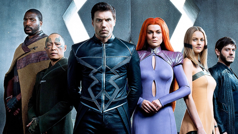 "Illustration for article titled Marvel's Inhumans in Two Words: ""Not Bad."""