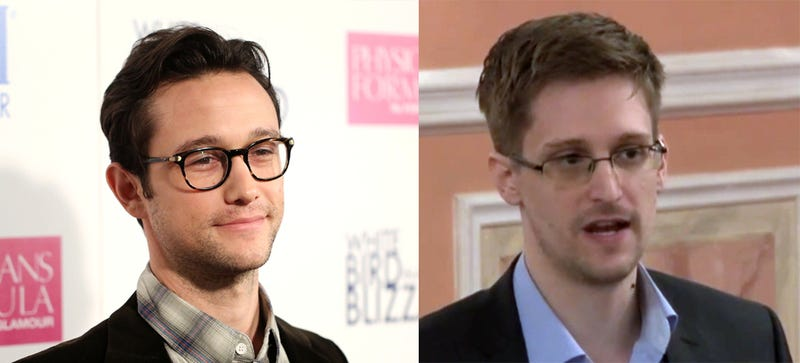 Illustration for article titled Joseph Gordon-Levitt Will Play Edward Snowden in New Oliver Stone Film