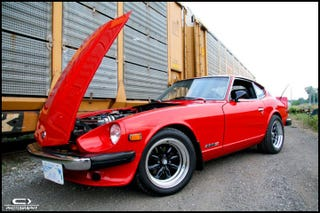 Illustration for article titled For $26,500, this LS1-powered 280Z is kind of a drag