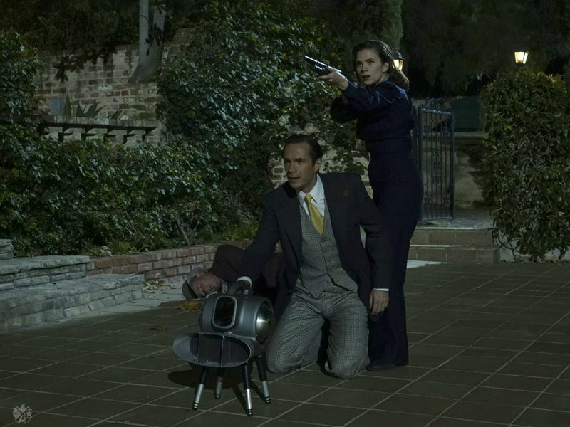 Illustration for article titled Agent Carter Has Become One of the Most Unique Stories in the Marvel Universe