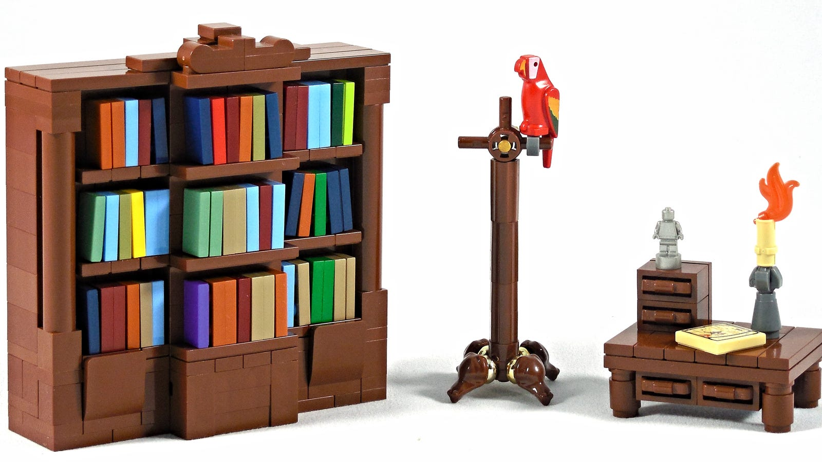 Lego Furniture Redecorate Your Lego House With This Fantastic Lego Furniture