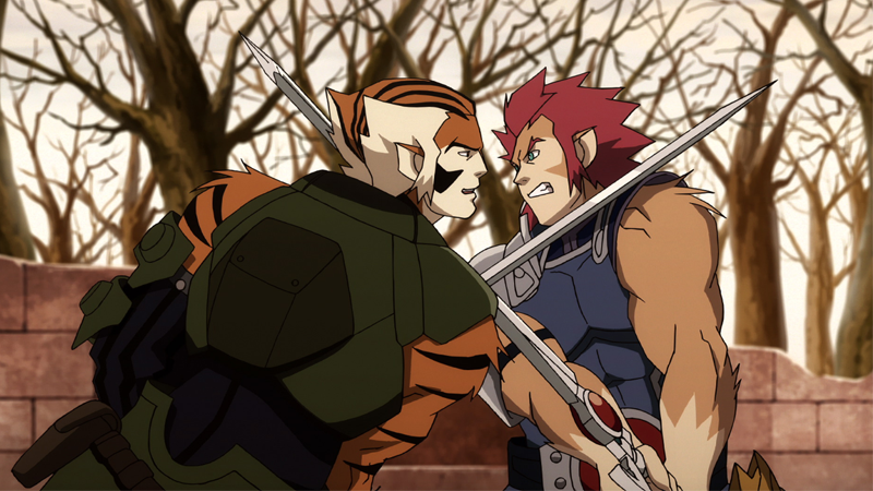 New THUNDERCATS Reboot Announced for Cartoon Network ... |Thunder Cats Reboot