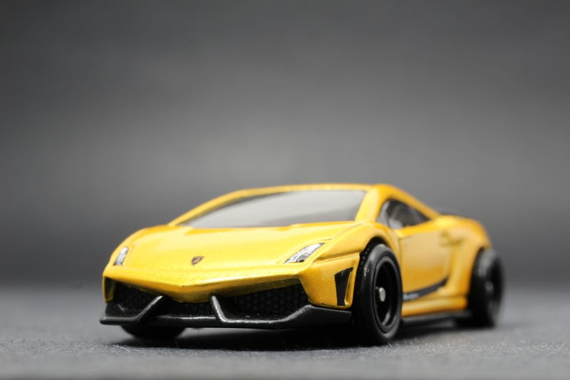 Hot Wheels Fast And Furious Series Lamborghini Gallardo Superleggera