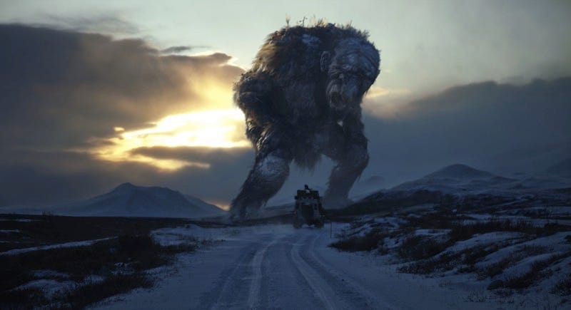 Scene from Trollhunter. Image: Magnet Releasing