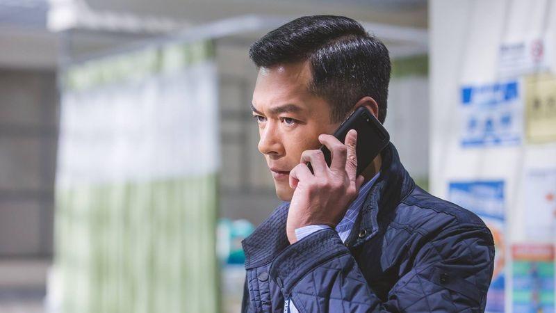 Louis Koo as Inspector Ken (Photo: Well Go USA)