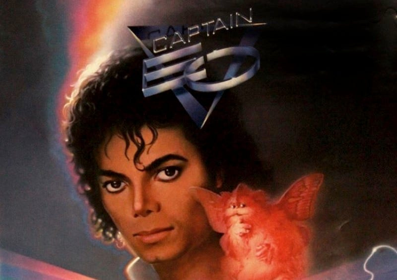 Illustration for article titled Disney Was Somehow Shocked that Michael Jackson Grabbed His Crotch in Captain EO