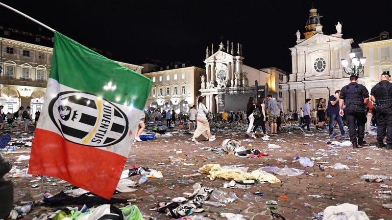 Photo Credit: Alessandro Di Marco/ANSA via AP