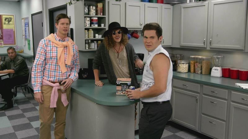 Anders Holm, Blake Anderson, Adam DeVine (Comedy Central)