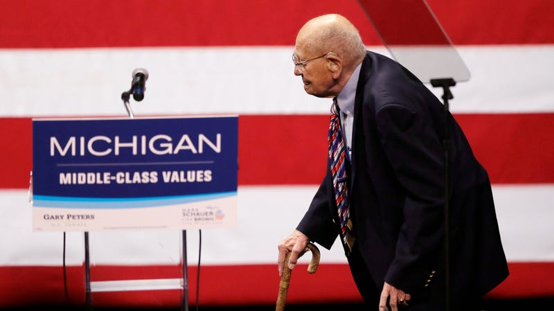 Illustration for article titled John Dingell, The Car Industry's Congressman, Dies at 92