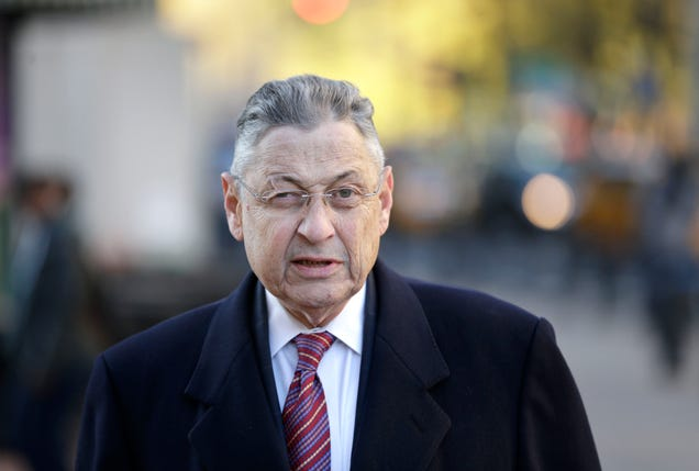 Feds: Former State Assembly Speaker Sheldon Silver Had At Least Two Extramarital Affairs