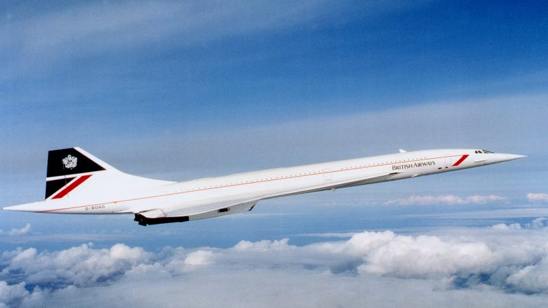 Illustration for article titled What's the best Concorde out there?