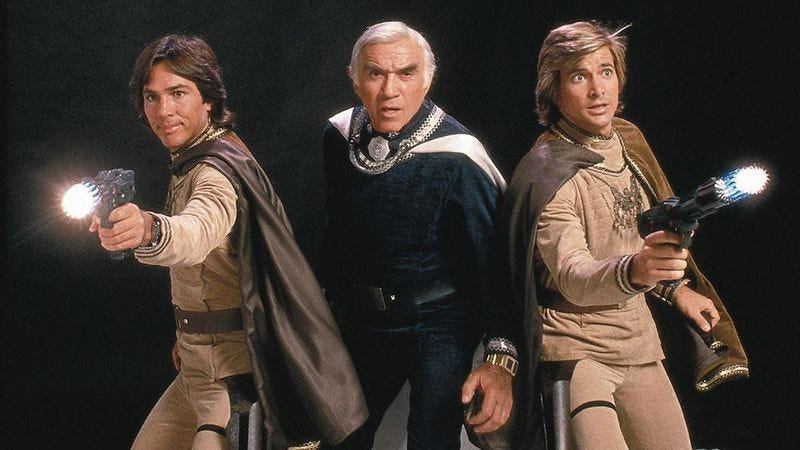 Illustration for article titled Big-screen Battlestar Galactica still in the works, now without Bryan Singer