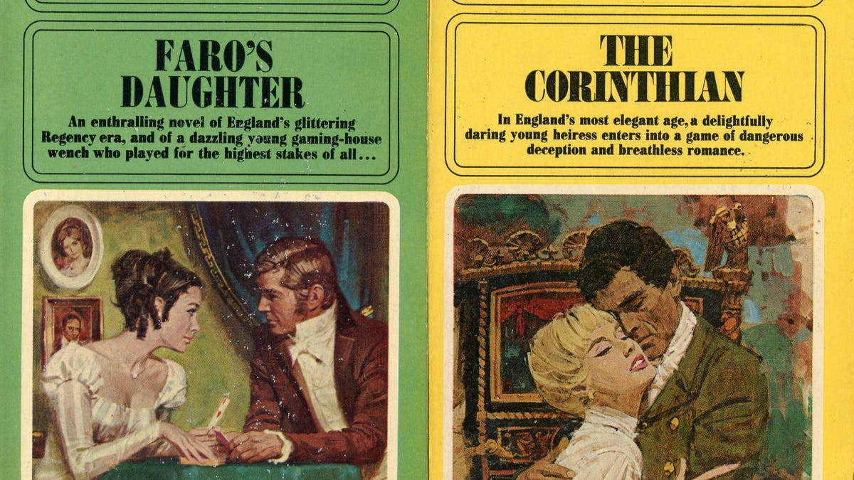 The Regency Romance: How Jane Austen (Kinda) Created a New