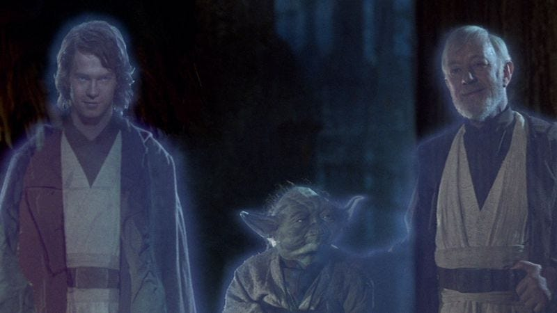Illustration for article titled The Star Wars franchise—even the prequels—is a work of weird genius