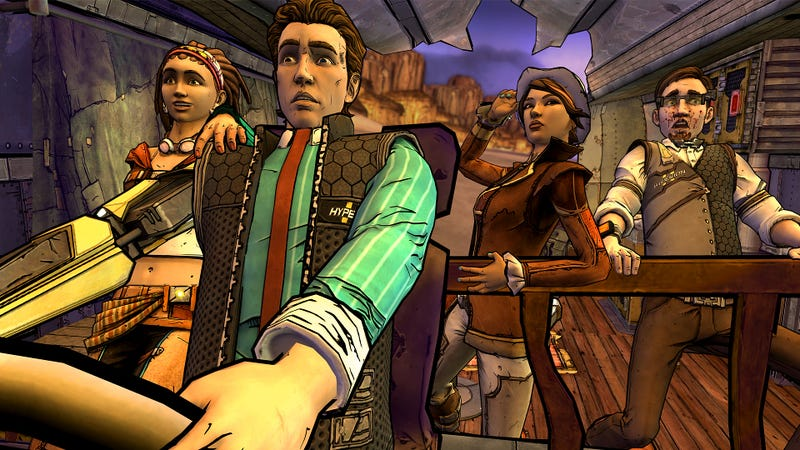 Illustration for article titled Tales From Borderlands Ep 2 Is What I've Wanted From Telltale For Ages