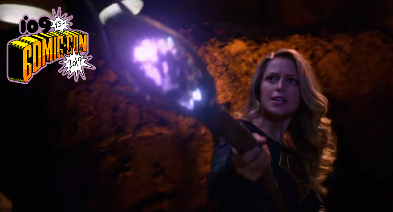 Illustration for article titled A Long Simmering Conflict Takes Center Stage in the Supergirl Season 5 Trailer
