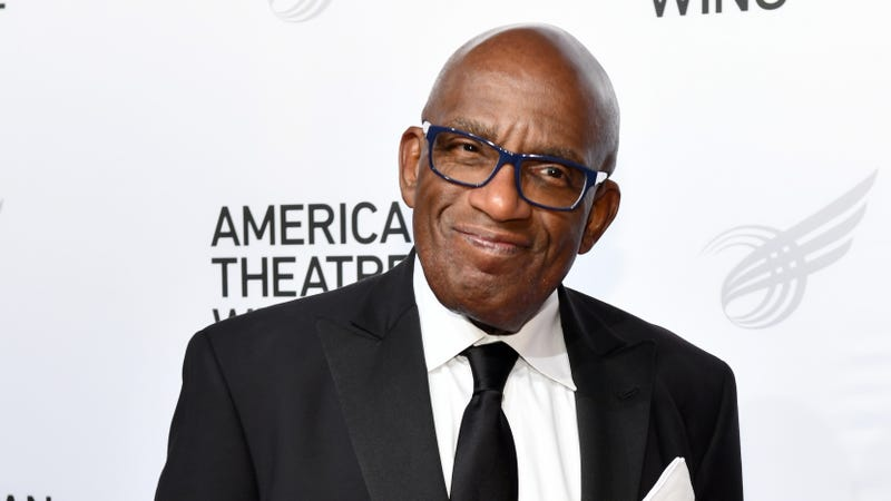 Al Roker attends the American Theatre Wing Centennial Gala on Sept. 24, 2018 in New York City.