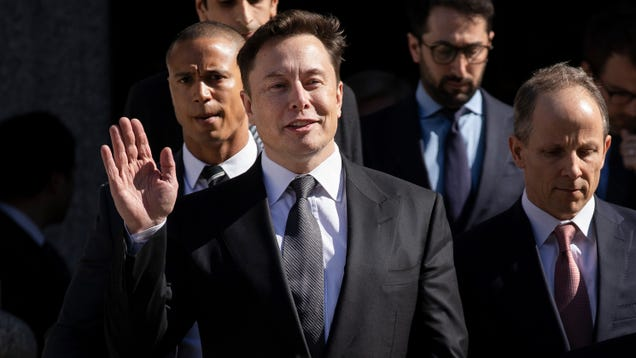 Elon Musk s Awful Tweets Are the Subject of Yet Another Lawsuit