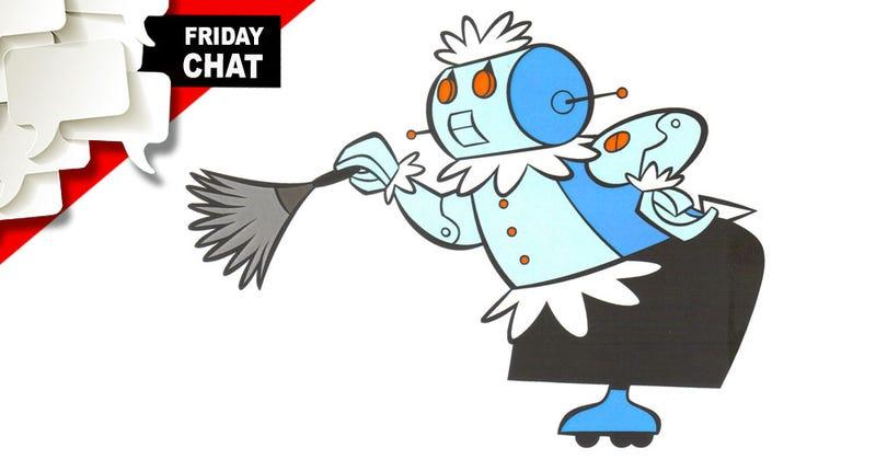 Illustration for article titled ¿Qué robot te gustaría que crearan para resolver un problema cotidiano?