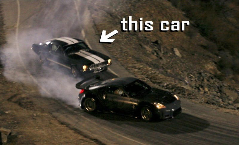 Buy The Actual Mustang From Fast And Furious Tokyo Drift
