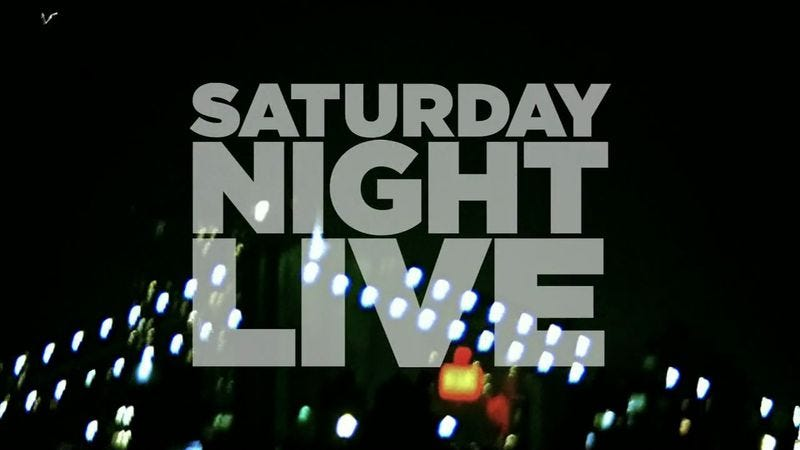 Illustration for article titled Saturday Night Live will throw itself a 40th birthday party next year