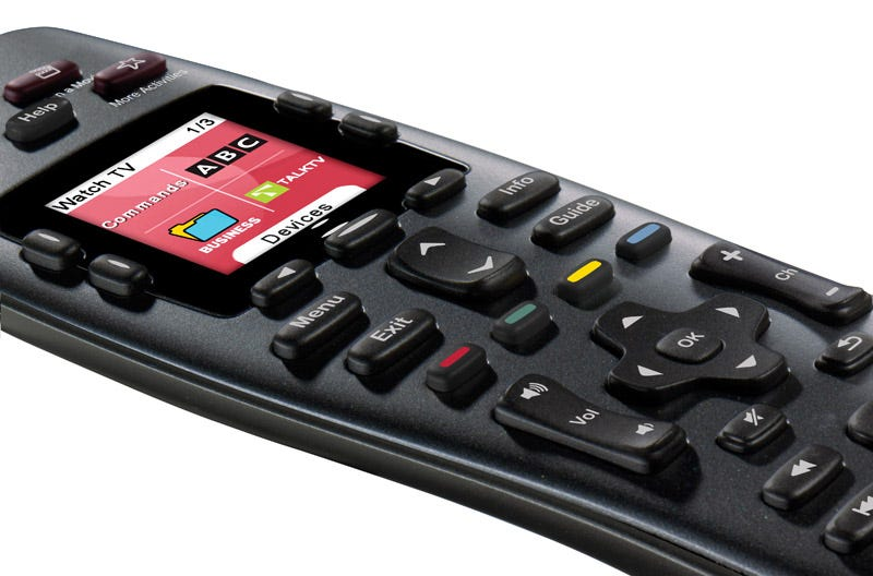 Logitech Harmony 700 Universal Remote Gives You More