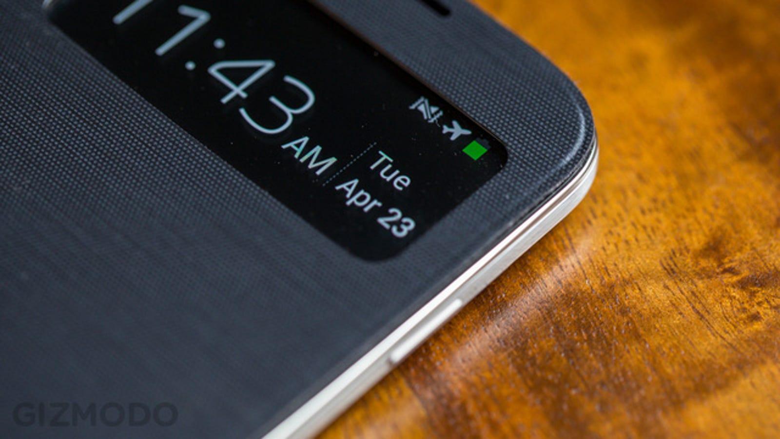Todo lo que se conoce hasta ahora sobre el nuevo Samsung Galaxy S5