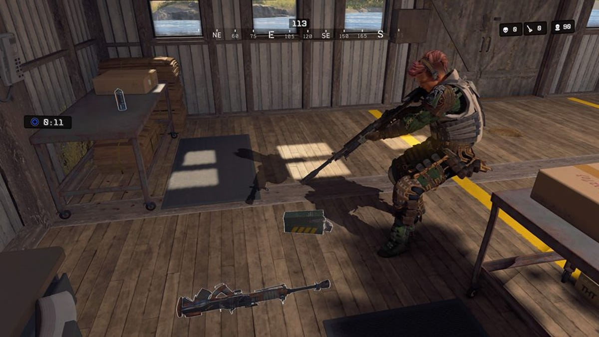 Call Of Duty Blackout's 'Ambush' Mode Forces You To Play Smarter