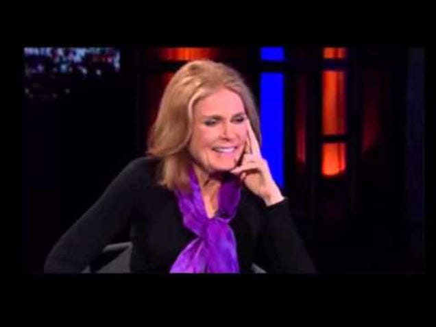 Gloria Steinem Says Young Women Support Bernie Sanders Because They're Boy Crazy