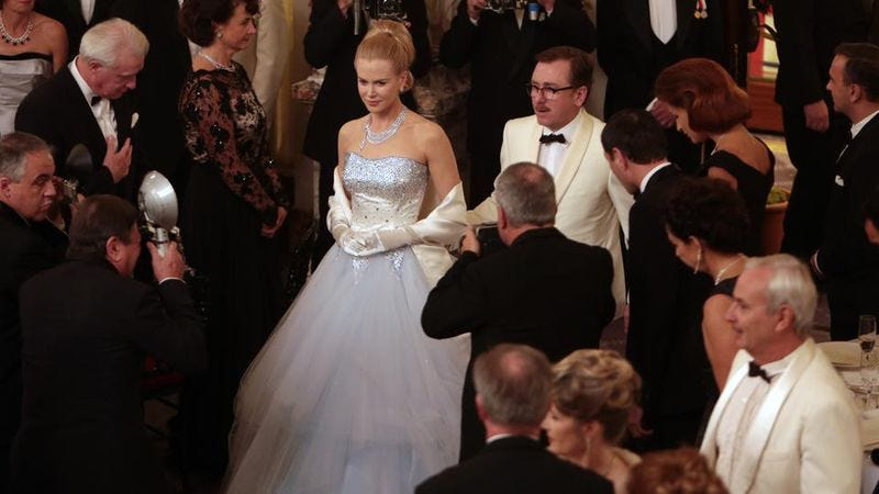 Illustration for article titled Grace Of Monaco makes unusual journey from Cannes to Lifetime